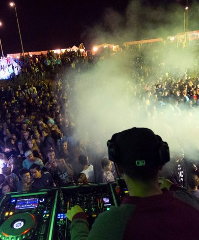 BrandMeester Podium DJ booth
